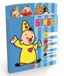 Bumba kartonboek met vormtabs-Leer de kleuren