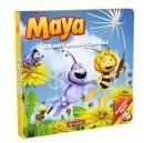 Maya kartonboek: En hop, naar school!