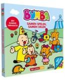 Bumba : kartonboek met flapjes - Samen spelen, samen delen