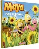 Maya : kartonboek - Max en de mol