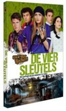 Ghost Rockers leesboek 4 De vier sleutels (seizoen 2 - deel 2)