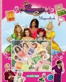 Prinsessia : magneetboek