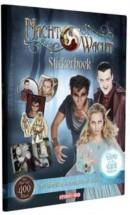 De Nachtwacht : super dik stoer stickerboek
