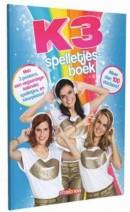 K3 : doeboek met spelletjes,kleurplaten,stickers & poster