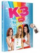 K3 : dagboek met slotje