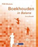 PDB Module Boekhouden in Balans Invulboek