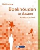 PDB Module Boekhouden in Balans Antwoordenboek