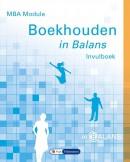 MBA Module Boekhouden in Balans Invulboek