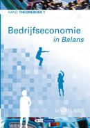 In Balans - Bedrijfseconomie in balans HAVO Theorieboek 1