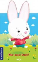 Flapoortjes Waar woont konijn?