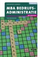 MBA Bedrijfsadministratie met resultaat Theorieboek 2e druk