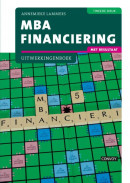 MBA Financiering met resultaat Uitwerkingenboek 2e druk