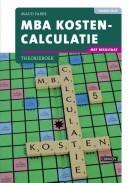 MBA Kostencalculatie met resultaat Theorieboek 2e druk