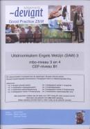 Good Practice mbo-niveau 3 en 4 Uitstroomkatern Engels Welzijn (SAW)3