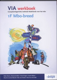 VIA 1F Mbo-breed werkboek