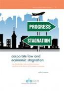 Dovenschmidt Monographs Corporate Law and Economic Stagnation