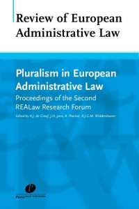 Pluralism in European administrative law
