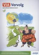 VIA Vervolg deel A & B leerwerkboek