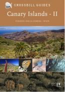 Crossbill Guides Canary Islands 2 - Tenerife and la Gomera - reisgids Canarische eilanden Spanje