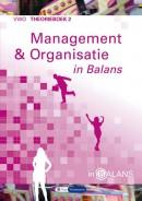 Management & Organisatie in Balans vwo theorieboek 2
