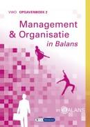 Management & Organisatie in Balans vwo opgavenboek 2