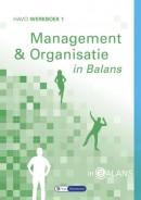 Management & Organisatie in Balans havo werkboek 1