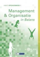 Management & Organisatie in Balans havo opgavenboek 1