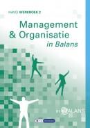 Management & Organisatie in Balans havo 2 werkboek