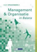Management & Organisatie in Balans havo opgavenboek 2