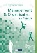 Management & Organisatie in Balans havo antwoordenboek 2