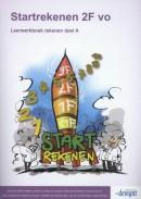 Startrekenen 2F vo Deel A rekenen leerwerkboek