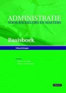 Administratie v. BAMA's, Basisboek, uitwerkingen