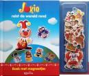 Jokie reist de wereld rond