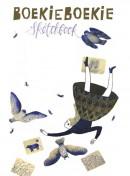Boekie Boekie-sketchbook With Alice in Wonderland
